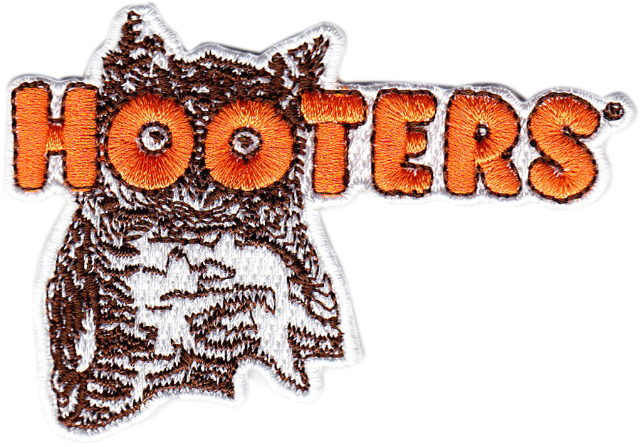 hooters-embroidered-patch